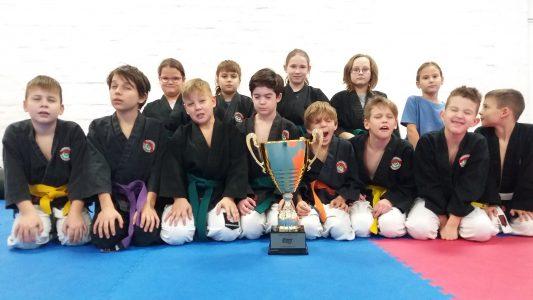 UWSKF Trophy